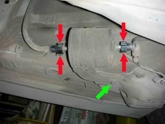 Как поменять салонный фильтр на киа сид 2008
